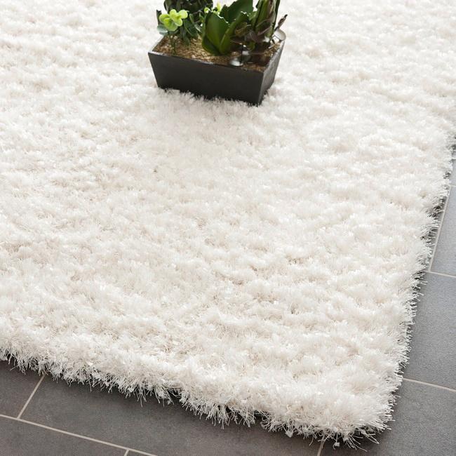 22 best White Shag Area Rug images on Pinterest Shag rugs Rugs