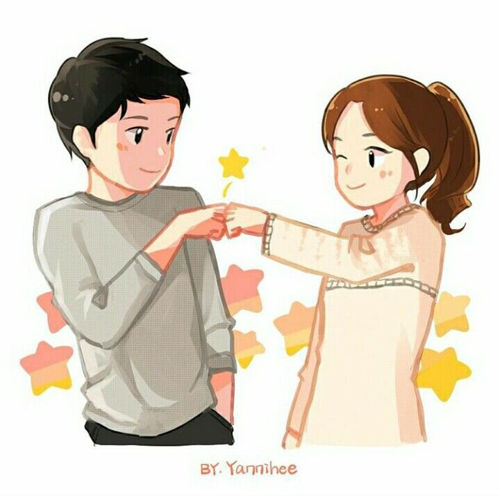 Guess what? SJK and SHK is going to be married soon..