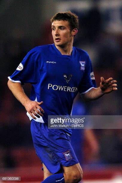 Ian Westlake Ipswich Town