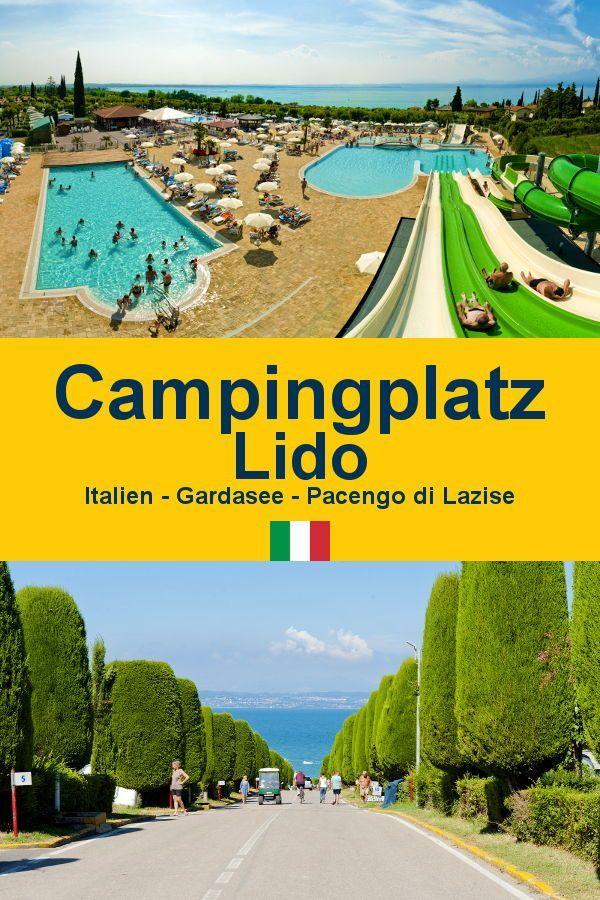 Der Campingplatz Lido Steht Fur Aktivurlaub Vor Allem Die Kinder
