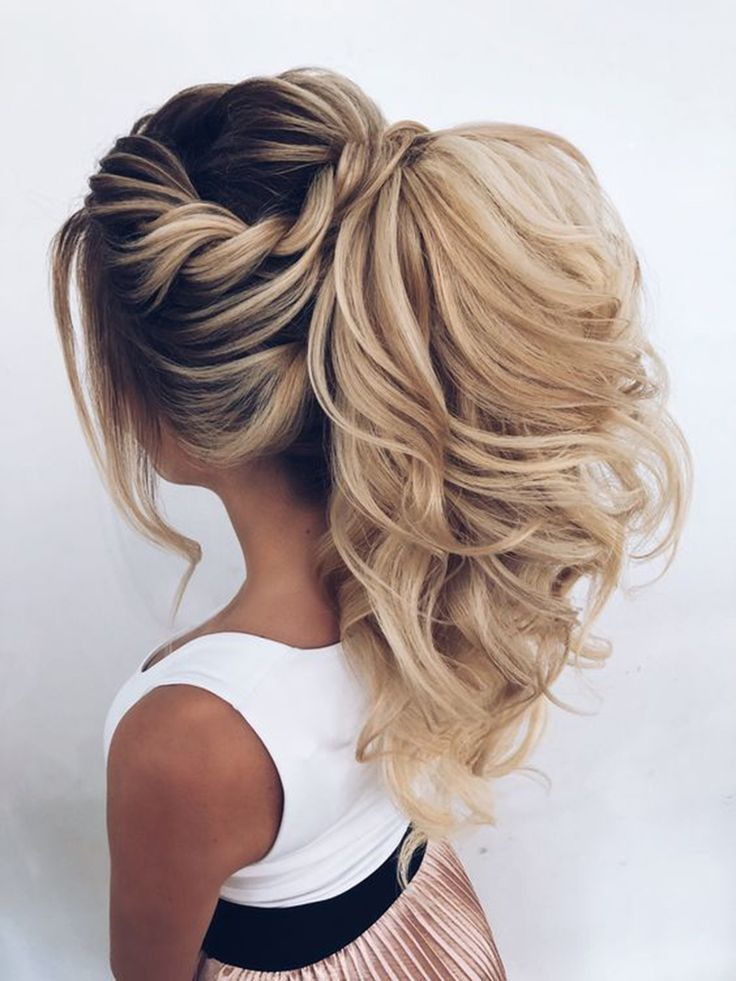 DIY ponytail ideas that you want to have by 2019 – blonds have …