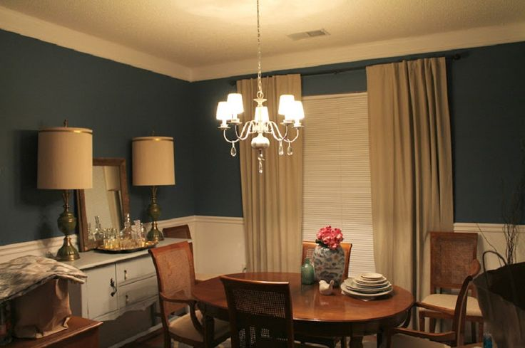 Dining Room And Living Room Painting Enchanting Decorating Design