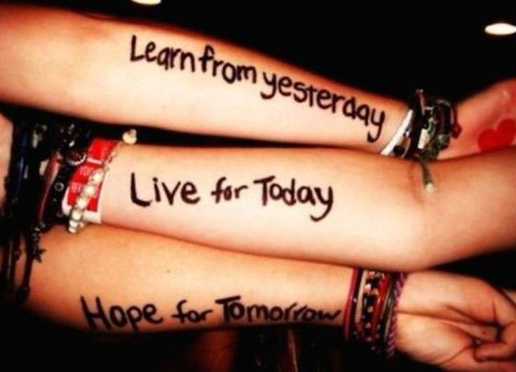 Friendship Tattoo Quotes