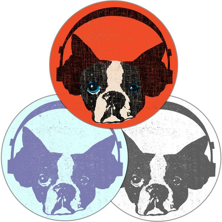 Snarky Puppy Logo Sticker Pack