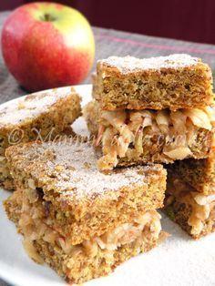Almás pite (liszt- és cukormentes)
