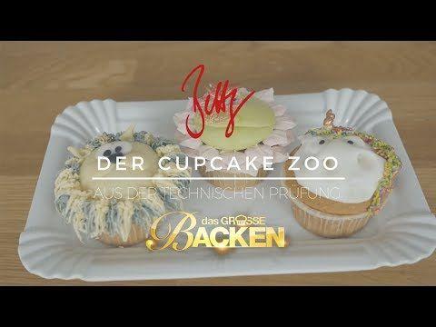 Technische Prüfung: Cupcake Zoo