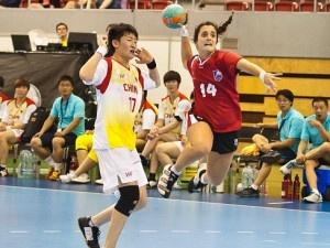 No es un cuento chino: Gran Victoria Mundial  Uruguay logró una sensacional victoria ante China por el Mundial Femenino Junior de Handball.