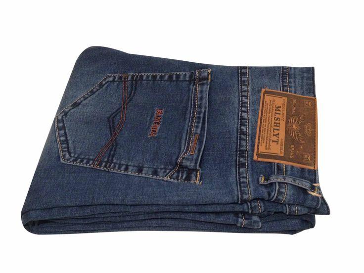 Мужские джинсы MLSHLYT идеальный выбор для тех, кто ищет хорошее качество мужских джинс по бюджетным ценам. Благодаря 5%ELASTAN в структуре ткани, такие джинсы не будут вытягиваться на коленях каждый раз, когда вы присаживаетесь.