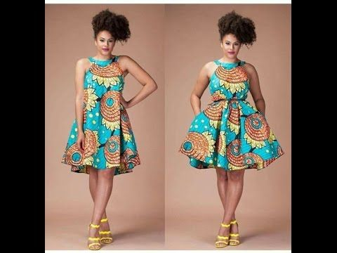 Ladies See Beautiful With these Amazing Latest Ankara Aso Ebi Styles