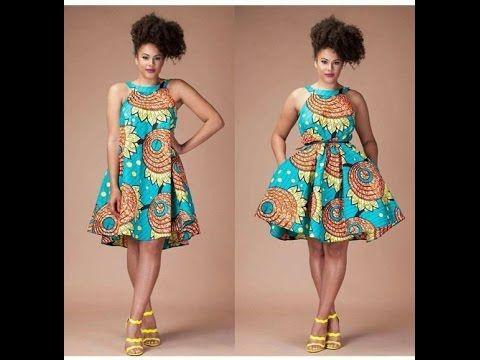 Ladies See Beautiful With these Amazing Latest Ankara Aso Ebi Styles