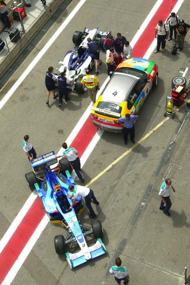 Supercopa SEAT León. Spanish F1 Grand Prix 2003