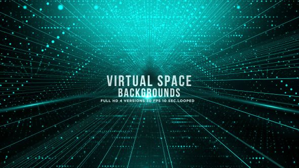 Virtual Space Backgrounds By Sonderson Virtual Space Backgrounds