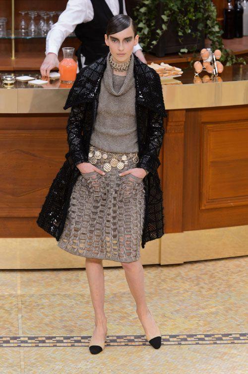 Chanel toamna iarna 2015-2016 (57) - Elle.ro