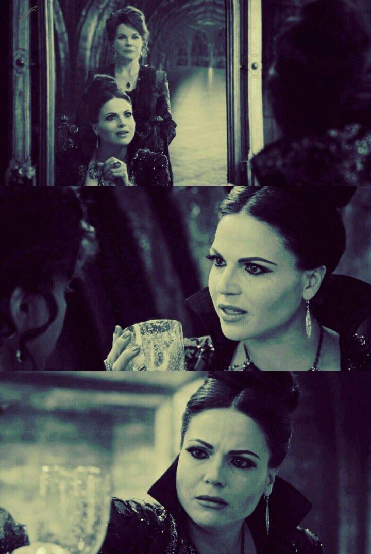 I cast curses to hurt other people, not myself. #ReginaMills #EvilQueen #EvilRegals