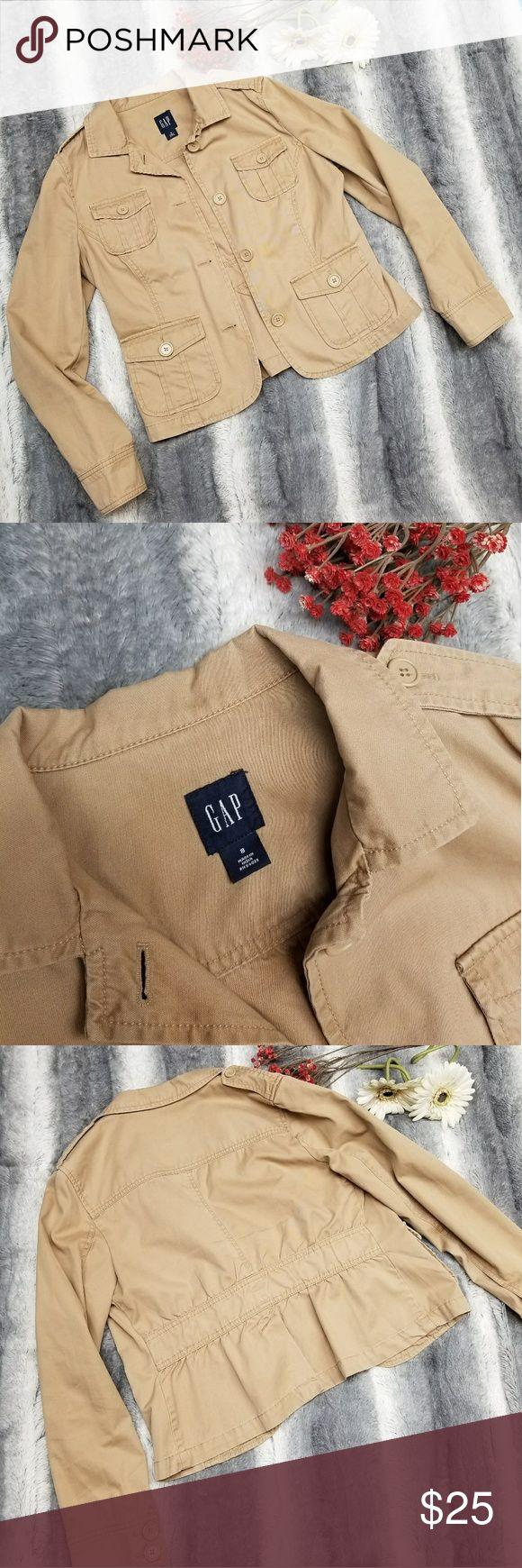 Gap jacket size 8 Cute gap jacket size 8 GAP Jackets & Coats