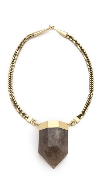 MANIAMANIA Performance Necklace, $320: Performing Necklaces, Maniamania Performing, Necklaces Collars, Maniamania Necklaces, Dark Jewelry