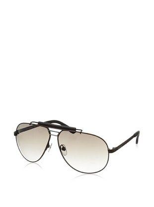 69% OFF Diesel Women's DL0027 Sunglasses, Matte Dark Brown/Black