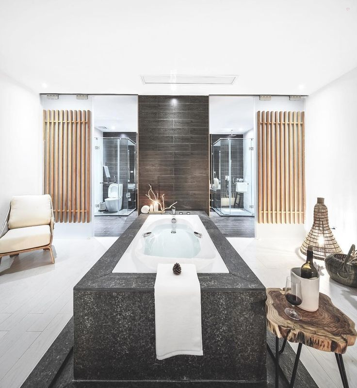 Water-inspired shapes define the bespoke ash furnishings at the Ripple Hotel, a lakeshore retreat in Hangzhou by X + Living. : Hu Yi-Jie. #architecture #interior #design #interiordesign #spa #hotel #china... - Interior Design Ideas, Interior Decor and Designs, Home Design Inspiration, Room Design Ideas, Interior Decorating, Furniture And Accessories