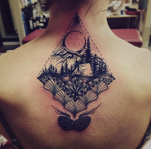 pinecone tattoos - Google Search