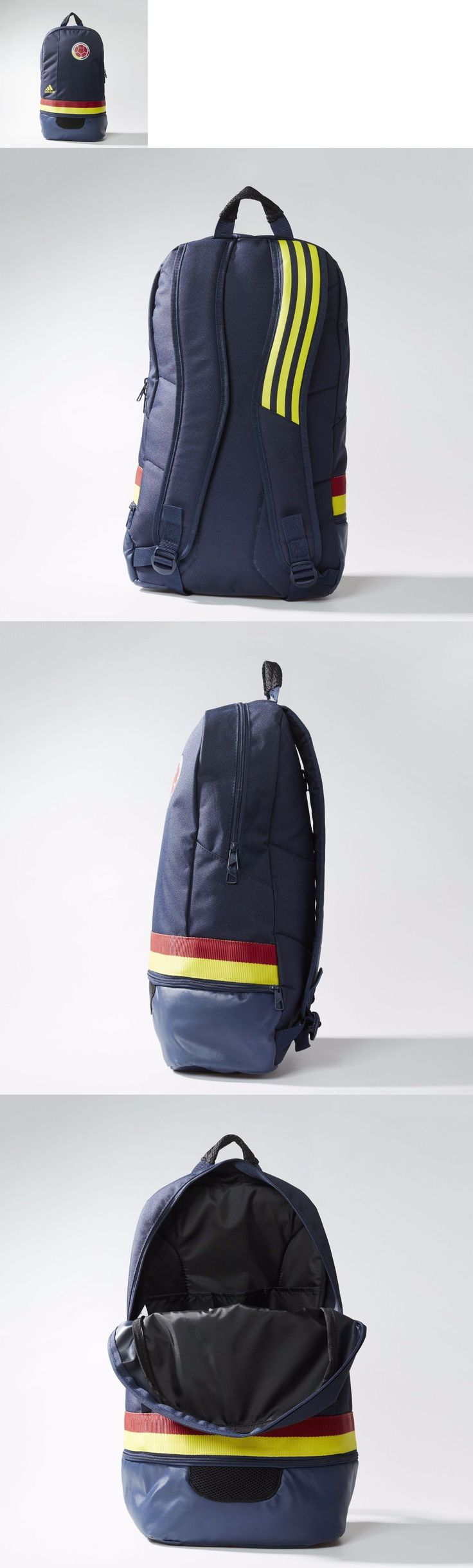 Other Soccer Clothing and Accs 159179: Colombia Adidas Original Bag Morral Selection Colombia National Team - Aa6405 -> BUY IT NOW ONLY: $70 on eBay!