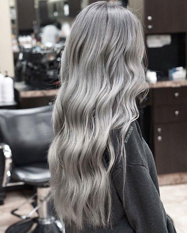 нашего картинки покраска волос пепельный цвет красивая
