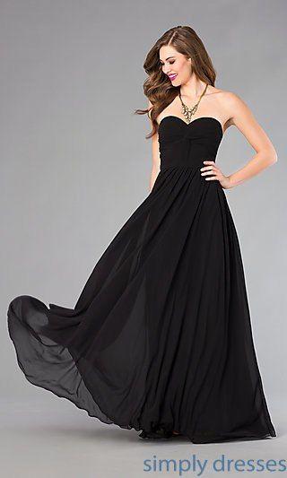 Black Plus Size Evening Dresses Under $100