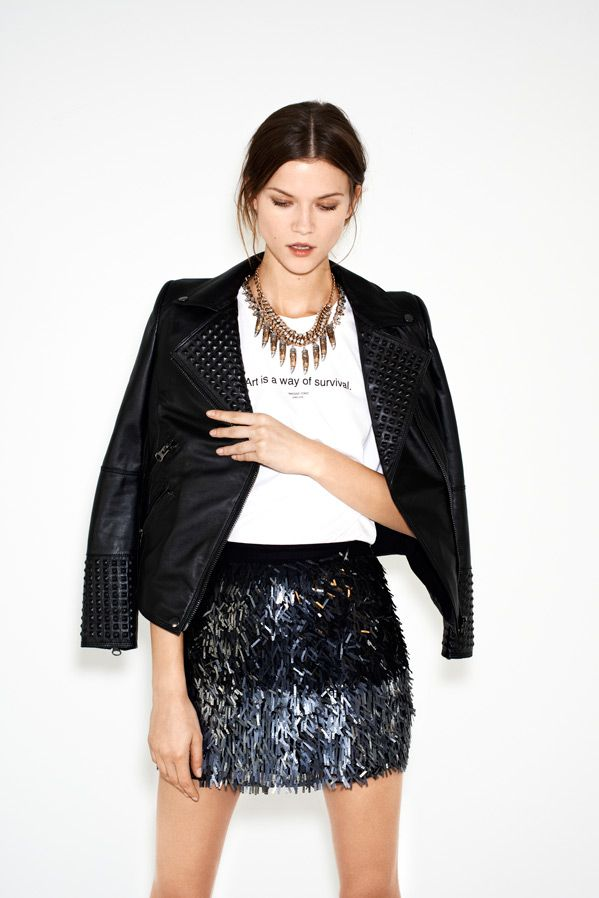 December - Woman - Lookbook - ZARA United Kingdom - Look 17