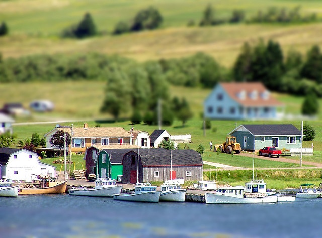 Prince Edward Island, Canada...where I plan to live one day...