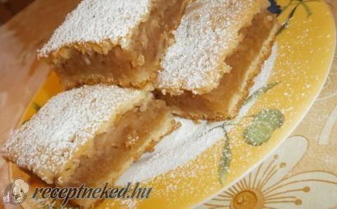 Almás pite recept fotóval