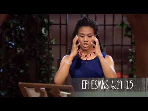 Priscilla Shirer 2016 Sermons - The Shield Of Faith Armor Of God Session 5 - YouTube