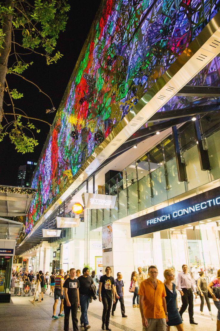 Queen Street Mall, Brisbane City