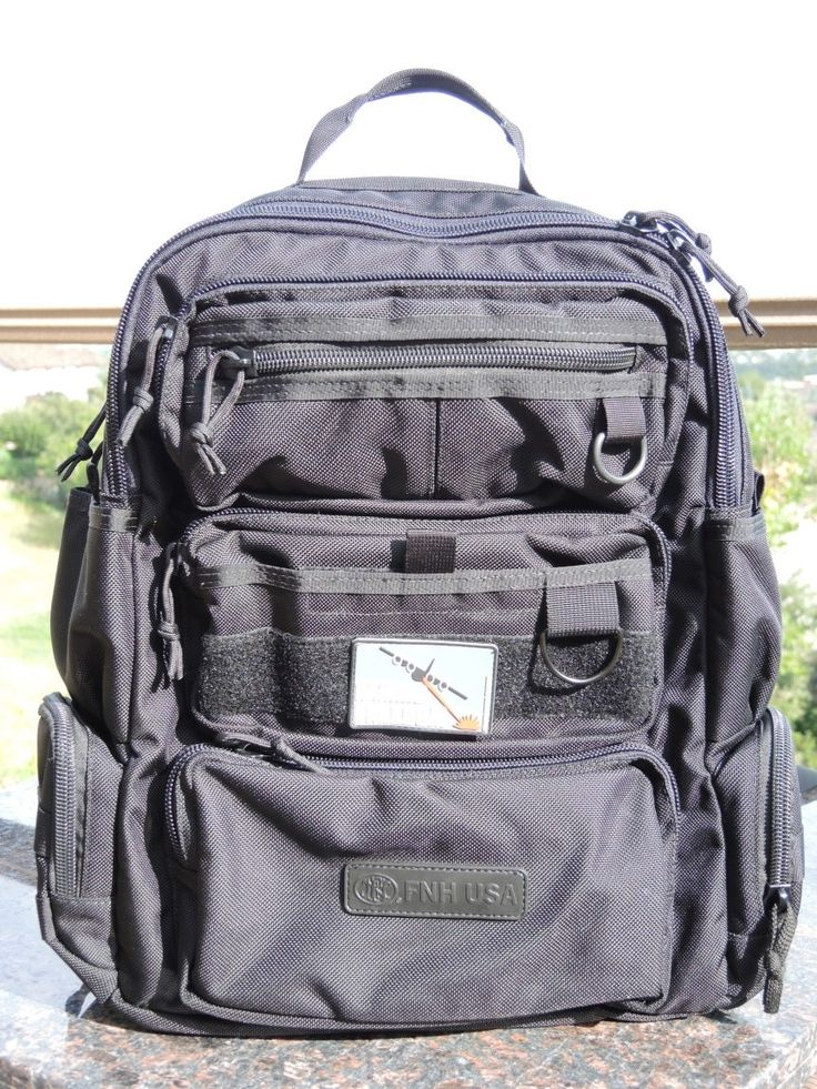 FNH Concealed Carry Backpack Review                              …
