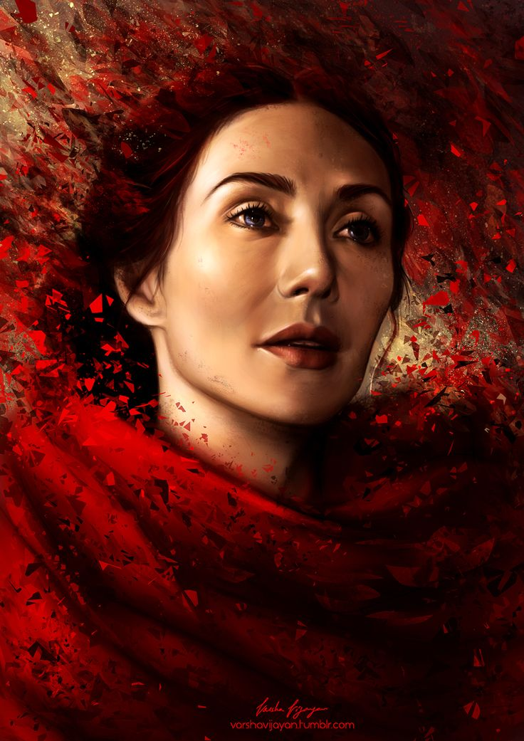 Game of Thrones Portrait Series - Created by Varsha Vijayan