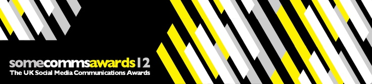 Somecomms Awards 2012 - Our strategy Director is a Judge this year!