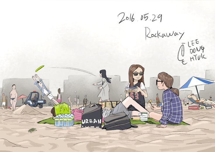 Rockaway Beach / 2016 #Rockaway #Beach