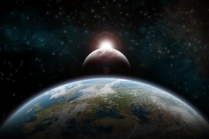 Sådan opstår en solformørkelse   Illustreret Videnskab