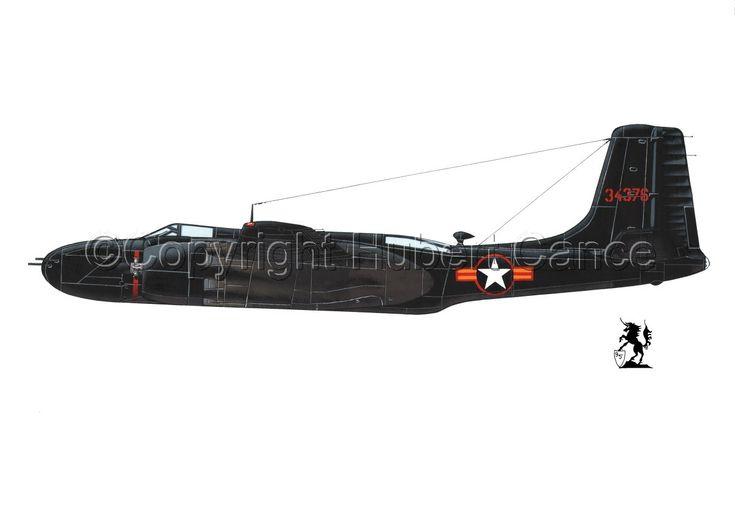 "Дуглас Б-26С ""захватчик"""