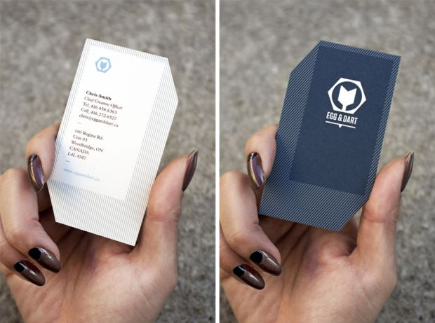 20 Creative Business Card Designs