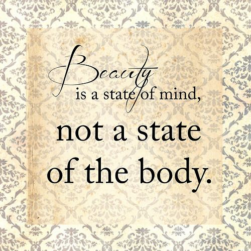 Beauty quote ❤