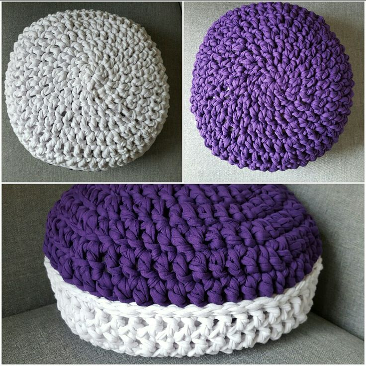 Knitting Patterns For Zpagetti Yarn : 17 Best images about T-shirt yarn on Pinterest Recycling ...