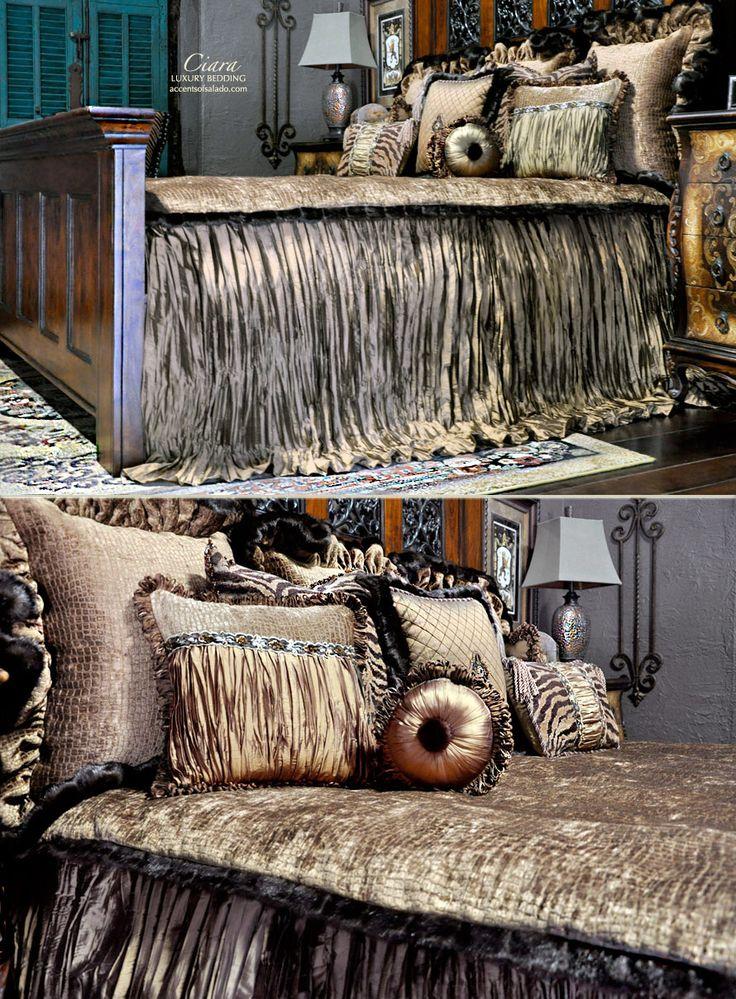 Old World Luxury Bedding Ciara Bedding Set. Best 25  Luxury bedding ideas on Pinterest   Luxury bed  Bedding