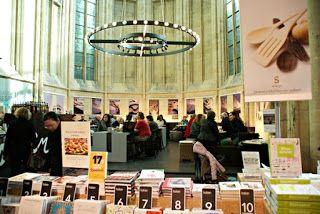 Norske reiseblogger: Spesiell bokshopping i Maastricht