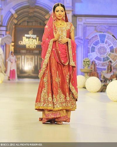 #Bridal Couture Week 2012