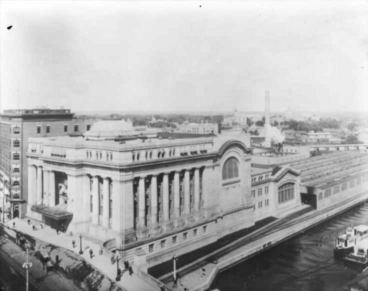 16 Best Ottawa Union Station Construction 1912 And History