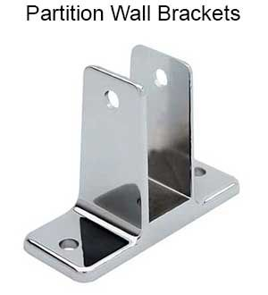 partition wall brackets