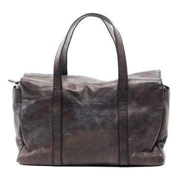 Timothy Oulton: Harrington Bag Black