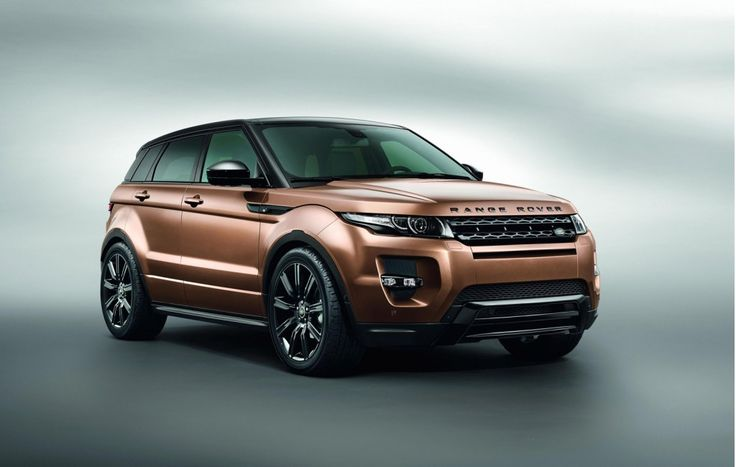 Range Rover Evoque 2014-I want!