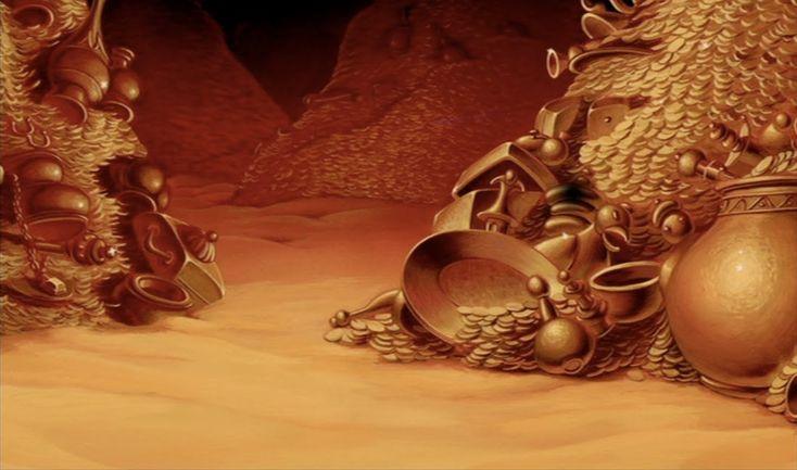 Aladdin Cave Of Wonders Treasures Google Search