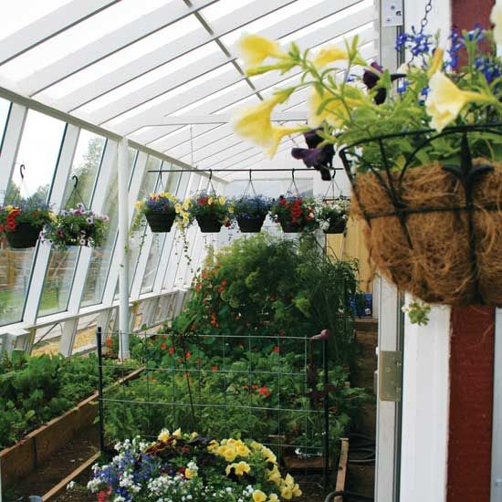 Build your own passive solar greenhouse using tips and advice from a builder with decades of greenhouse construction experience.data-pin-do=