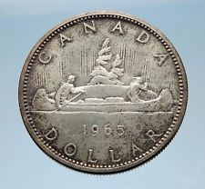 1965 CANADA – Large SILVER Dollar Coin Native American European Canoe Row i65583  See it here here: http://ift.tt/2zY8r8U    eBay Store: http://ift.tt/1msWs3V   eBay Feedback   Educational Videos about ancient coin collecting and investing...